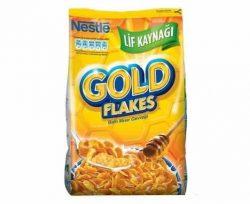 Nestle Gold Flakes Ballı Mısır Gevreği 225 gr