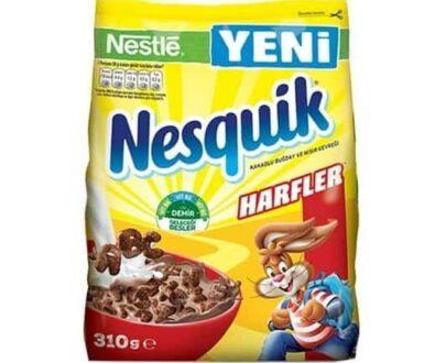 Nestle Nesquik Harfler 310 gr