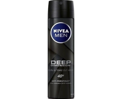Nivea Deodorant Erkek Deep Dimension 150 ml