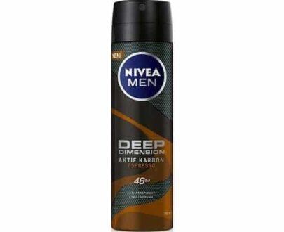 nivea deodorant erkek deep dimension esp 0d8a