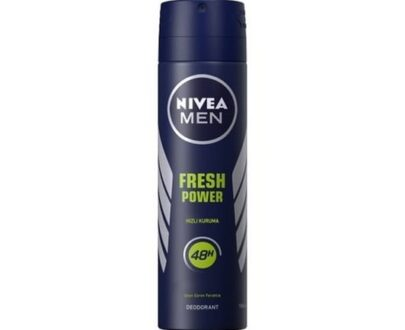 nivea deodorant erkek fresh power 150 ml 723a