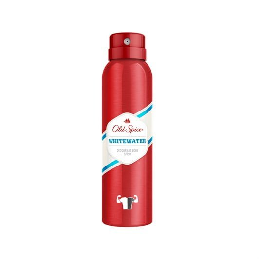 old spice deodorant whitewater 150 ml a7a8