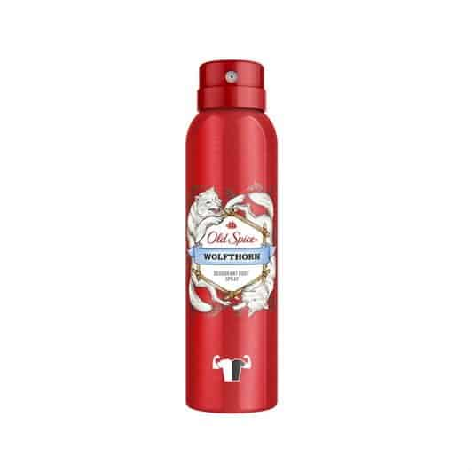 old spice deodorant wolfthorn ml a