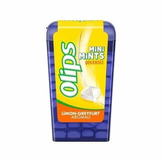 Olips Mini Mints Limon-Greyfurt 12.5 gr