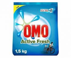 Omo Matik Active Fresh Naturel 1.5 kg