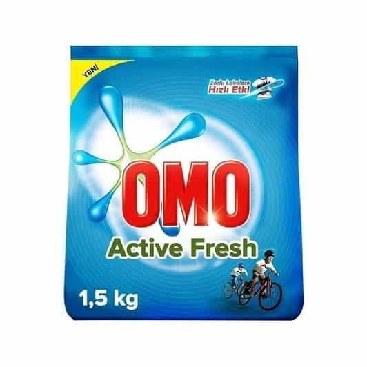 Omo Matik Active Fresh Naturel 1.5 kg