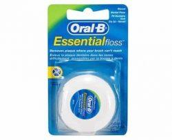 Oral-B Diş İpi Naneli Mumlu 50 m