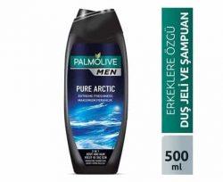 Palmolive Duş Jeli Men Pure Arctic 500 ml