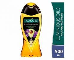 Palmolive Luminous Oils Avokado Duş Jeli 500 ml & Avokado Yağı İris Özü