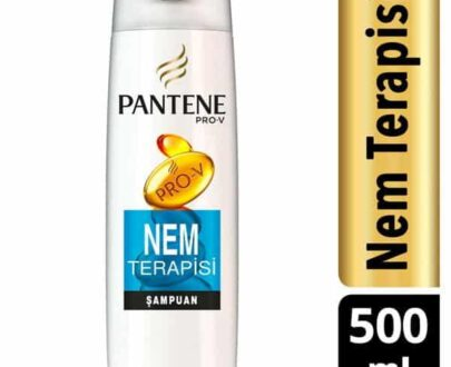 Pantene Şampuan Nem Terapisi 500 ml