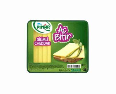 Pınar Aç Bitir Dilimli Cheddar 60 g