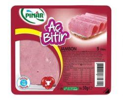 Pınar Aç Bitir Jambon 50 gr