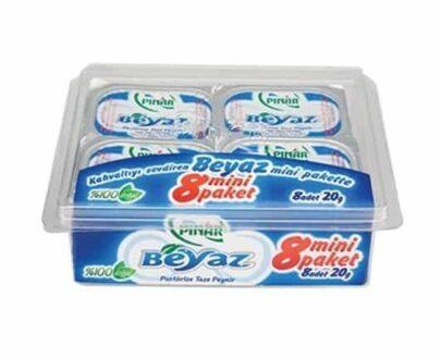 Pınar Beyaz Peynir 8×20 gr