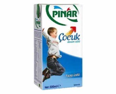 Pınar Çocuk Devam Sütü 500 ml