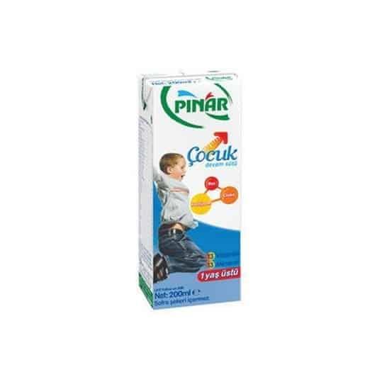 Pınar Çocuk Sütü 200 ml