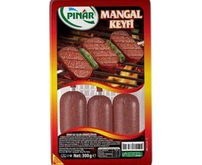 Pınar Mangal Keyfi Acılı Sucuk 300 gr