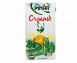 Pınar Organik Süt 500 ml