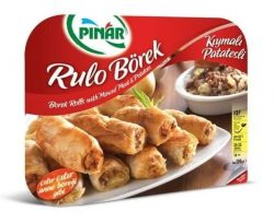 Pınar Rulo Börek Kıymalı Patatesli 500 gr