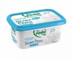 Pınar Süzme Peynir Az Tuzlu 500 gr