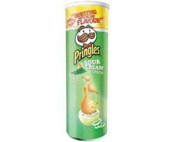 Pringles Ekşi Krema & Soğan 165 gr