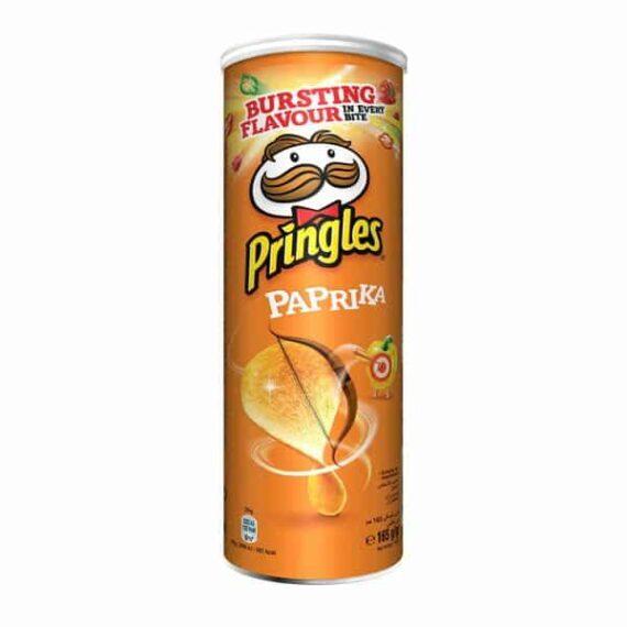 Pringles Paprika 165 g