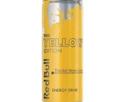 Red Bull Enerji İçeceği Yellow 250 ml