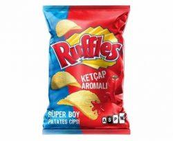 Ruffles Ketçap Süper Boy 107 gr