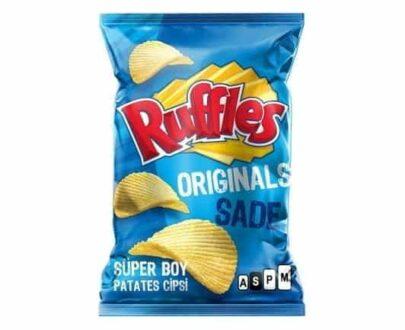 Ruffles Orijinal Süper Boy 107gr