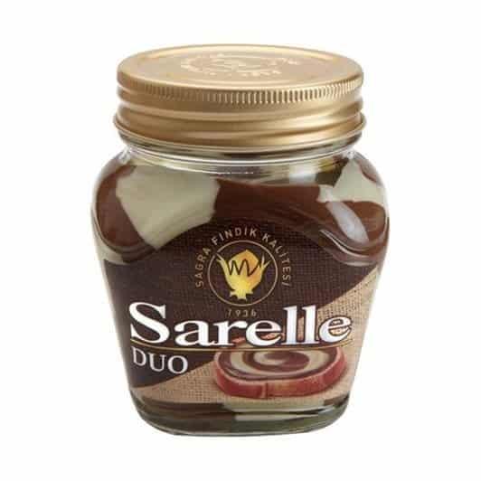 Sarelle Duo Sütlü Kakaolu Fındık Kreması 350 gr