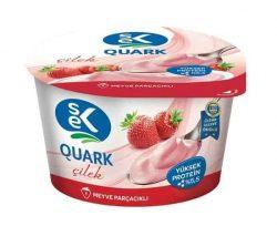 Sek Quark Çilekli 140 g
