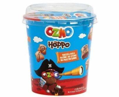 Şölen Ozmo Hoppo Çikolata Kremalı Dolgulu Bisküvi 90 gr