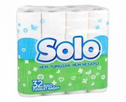 Solo Beyaz Tuvalet Kağıdı 32'li