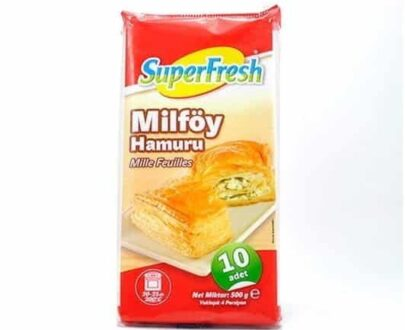 Super Fresh Donuk Milfoy 500 gr