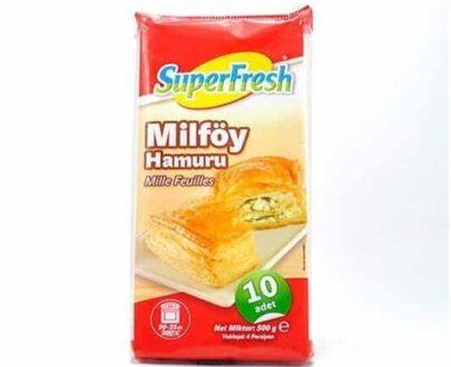 Super Fresh Donuk Milfoy 500 gr
