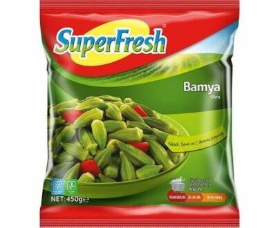 Superfresh Bamya 450 gr