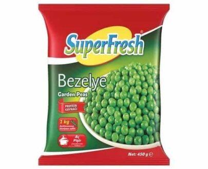 Superfresh Bezelye 450 gr
