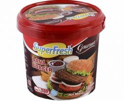 superfresh hamburger kofte gr a