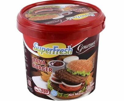 Superfresh Hamburger Kofte Gr A