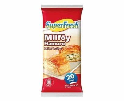 Superfresh Milföy 1000 gr