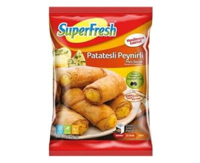 Superfresh Mini Patatesli Tepsi Boregi E