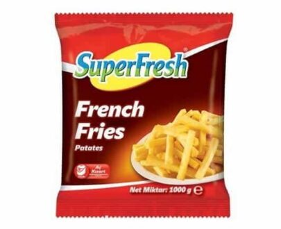 Superfresh Patates 1000 gr