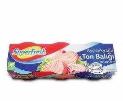 Superfresh Ton Balık 3×80 gr