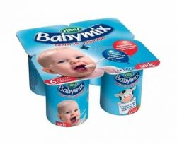 Sütaş Babymix Sade 4×100 gr
