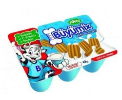 Sütaş Büyümix Sütlü-Bisküvili 6×45 gr