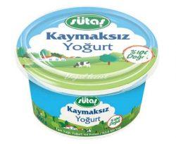 Sütaş Homojen Yoğurt 500 gr