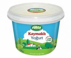 Sütaş Kaymaklı Yoğurt 1750 gr