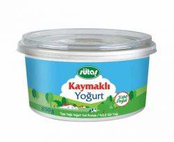 Sütaş Kaymaklı Yoğurt 850 gr