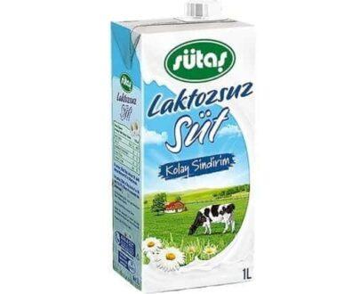 Sütaş Laktozsuz Süt 1 lt