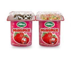 Sütaş Minimix Çilekli 2×90 gr