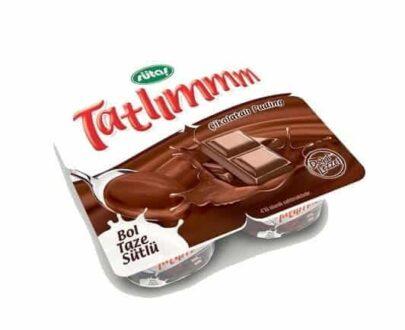 Sütaş Tatlım Çikolatalı 4×100 gr